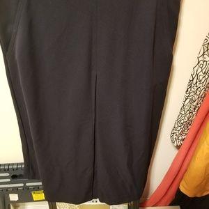 Ann Taylor Skirts - NEW Ann Taylor navy blue skirt,  size 6